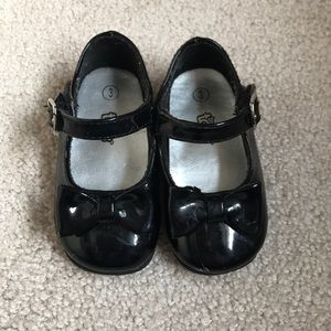 Other - Girls Black Shoes